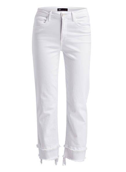 3x1 7/8-Jeans, Farbe: WEISS (Bild 1)