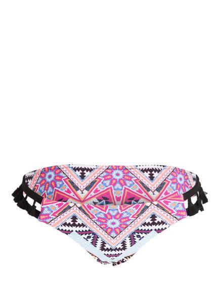 SEAFOLLY Bikini-Hose SAHARA NIGHTS , Farbe: PINK/ BLAU/ SCHWARZ  (Bild 1)