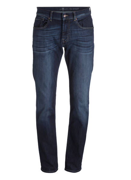 7 for all mankind Jeans THE STRAIGHT Regular Fit, Farbe: DARK BLUE (Bild 1)