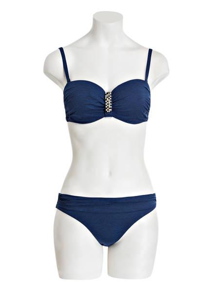Cyell Platinum Essentials bikini top Navy Meliert Bandeau ztfrwqvPz