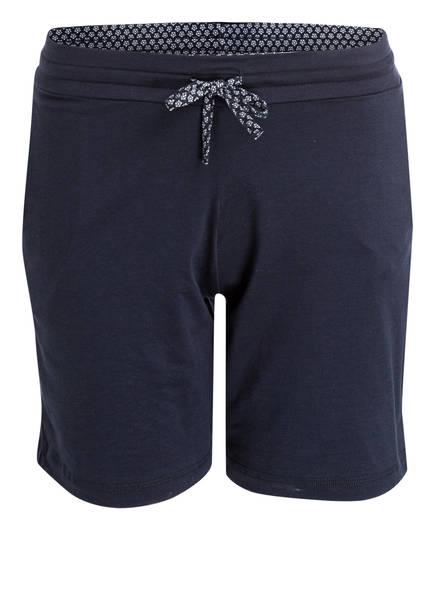 mey Lounge-Shorts NIGHT2DAY, Farbe: DUNKELBLAU (Bild 1)