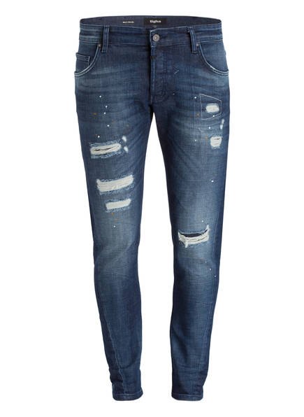 tigha Destroyed-Jeans BILLY THE KID Slim Fit