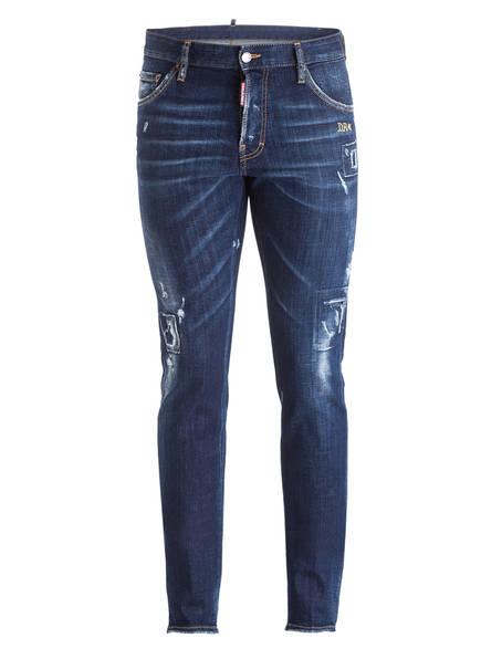 Jeans SKATER Skinny-Fit - 470 NAVY Dsquared2 qMKoSp1