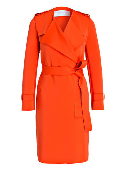 HARRIS WHARF LONDON Trenchcoat, Farbe: ORANGE (Bild 1)