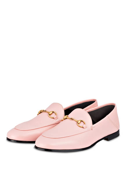GUCCI Loafer BRIXTON, Farbe: PERFECT PINK (Bild 1)