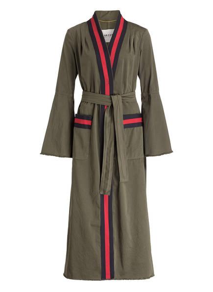 BAZAR deluxe Mantel , Farbe: OLIV (Bild 1)