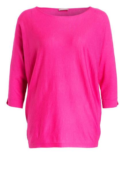 HEMISPHERE Pullover mit 3/4-Arm, Farbe: PINK  (Bild 1)