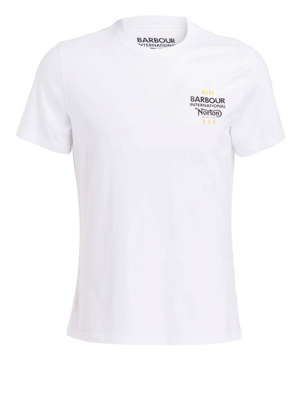 BARBOUR INTERNATIONAL T-Shirt , Farbe: WEISS (Bild 1)