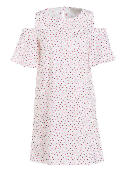 Mrs & HUGS Kleid, Farbe: WEISS/ ROT/ LILA (Bild 1)