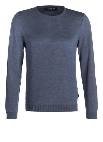 MAERZ MUENCHEN Pullover, Farbe: BLAUGRAU (Bild 1)