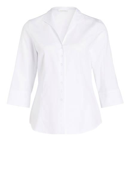ETERNA Bluse mit 3/4-Arm, Farbe: WEISS (Bild 1)