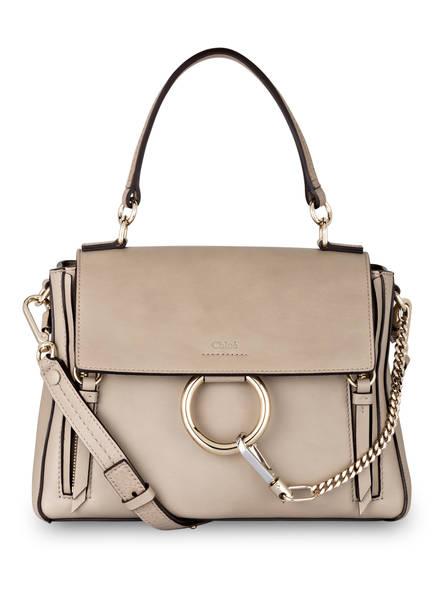 Chloé Handtasche FAYE DAY SMALL, Farbe: MOTTY GREY (Bild 1)