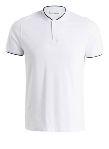sandro Piqué-Poloshirt, Farbe: WEISS (Bild 1)