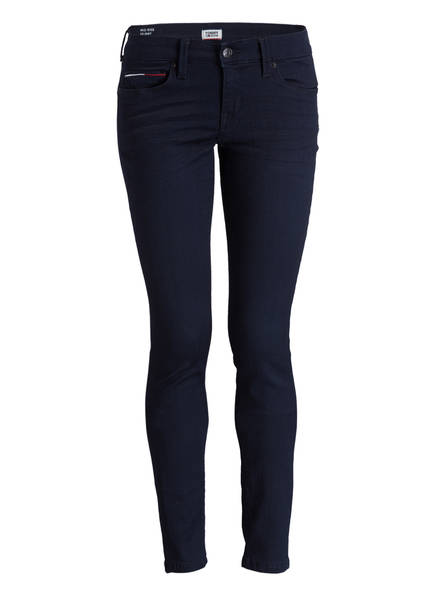 TOMMY JEANS Skinny Jeans NORA , Farbe: BOOGIE BLUE STRETCH (Bild 1)
