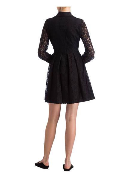 CLAUDIE PIERLOT Kleid ROSSO mit Spitzenbesatz