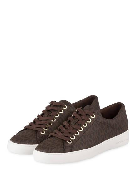 MICHAEL KORS Sneaker KEATON , Farbe: BRAUN (Bild 1)