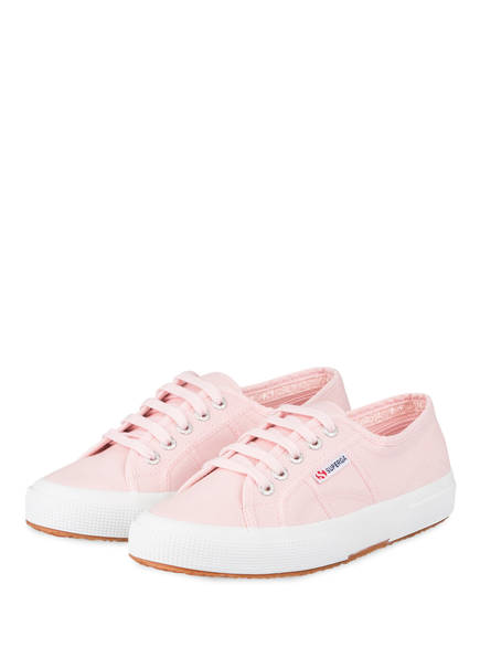 SUPERGA Sneaker 2750 COTU CLASSIC, Farbe: ROSA (Bild 1)