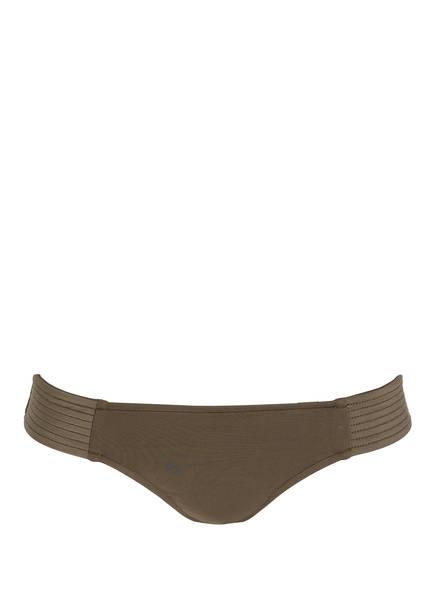 SEAFOLLY Bikini-Hose SEAFOLLY QUILTED, Farbe: OLIV (Bild 1)
