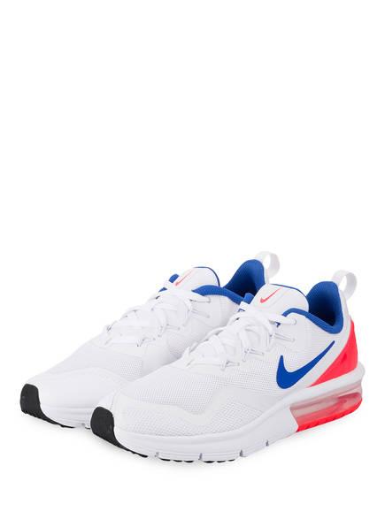 Nike Laufschuhe AIR MAX FURY , Farbe: WEISS/ ROT (Bild 1)