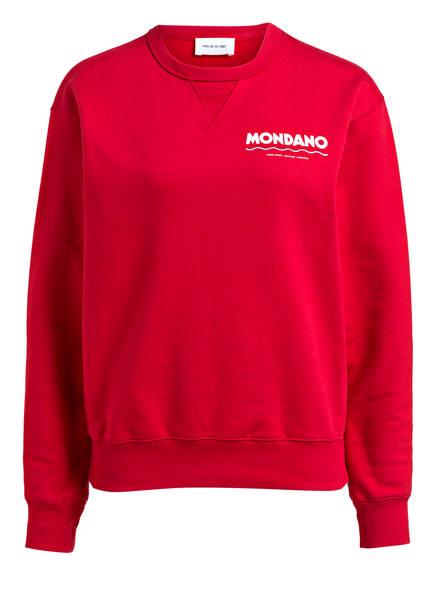 WOOD WOOD Sweatshirt FLORA, Farbe: ROT (Bild 1)