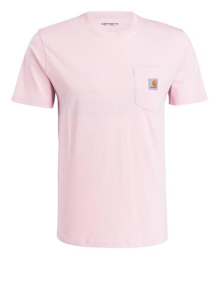 carhartt WIP T-Shirt, Farbe: ROSA (Bild 1)
