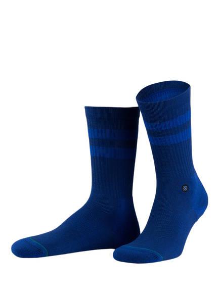 STANCE Socken JOVEN, Farbe: BLAU  (Bild 1)