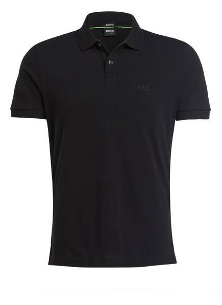BOSS Piqué-Poloshirt PIRO Regular Fit, Farbe: SCHWARZ (Bild 1)