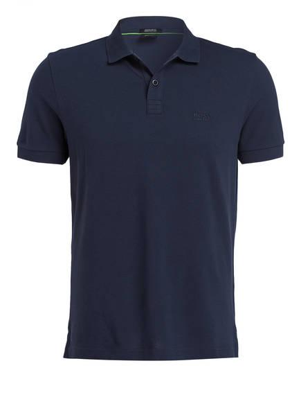 BOSS Piqué-Poloshirt PIRO Regular Fit, Farbe: NAVY (Bild 1)