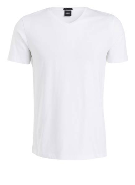 BOSS T-Shirt CANISTRO Regular Fit, Farbe: WEISS (Bild 1)