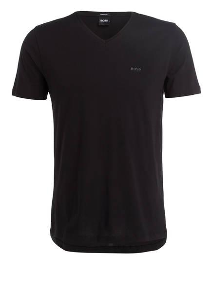 BOSS T-Shirt CANISTRO Regular Fit, Farbe: SCHWARZ (Bild 1)