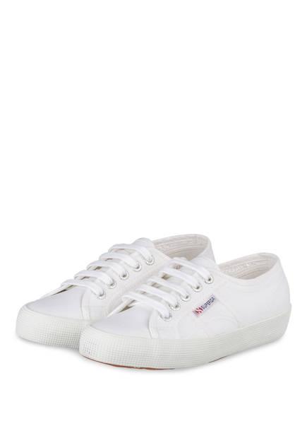 SUPERGA Sneaker , Farbe: WEISS (Bild 1)