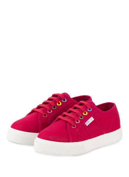 SUPERGA Sneaker COTJ COLORS, Farbe: BORDEAUX (Bild 1)
