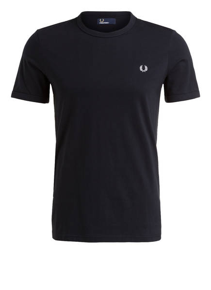 FRED PERRY T-Shirt, Farbe: MARINE (Bild 1)