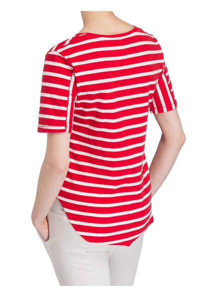 T Better Gestreift Rot shirt Weiss Rich CanAwqO6