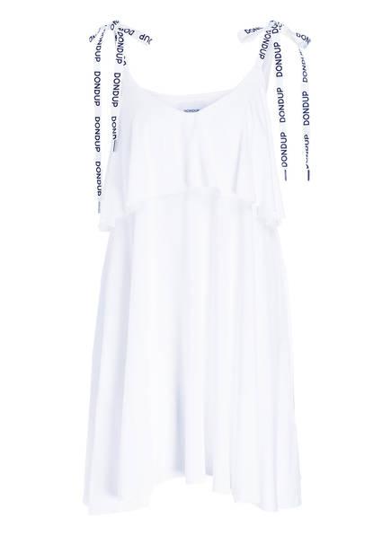 Dondup Kleid, Farbe: WEISS (Bild 1)