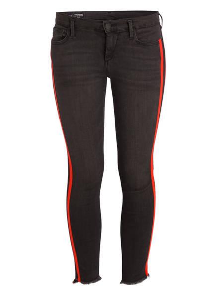TRUE RELIGION Skinny-Jeans HALLE, Farbe: BLACK (Bild 1)
