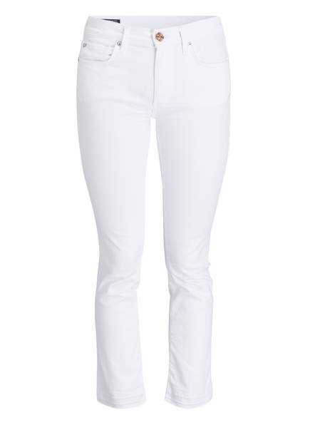TRUE RELIGION 7/8-Jeans HALLE, Farbe: WHITE (Bild 1)