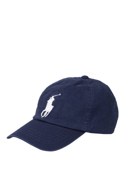 POLO RALPH LAUREN CAP , Farbe: NAVY (Bild 1)