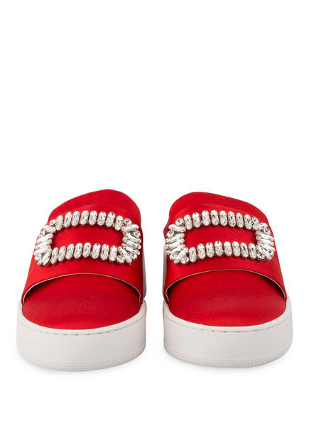 slipper Plateau Gio Weiss Rot Im Sneaker stil vzxwwqRB5