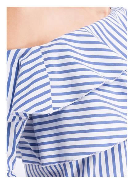 Mrs & HUGS One-Shoulder-Bluse