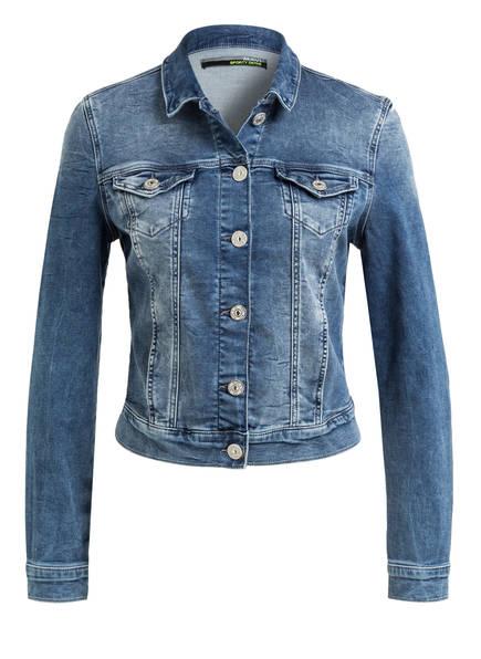 Mavi Jeansjacke Charlize blau