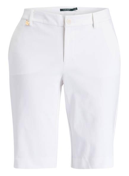 LAUREN RALPH LAUREN Shorts, Farbe: 003 WHITE (Bild 1)