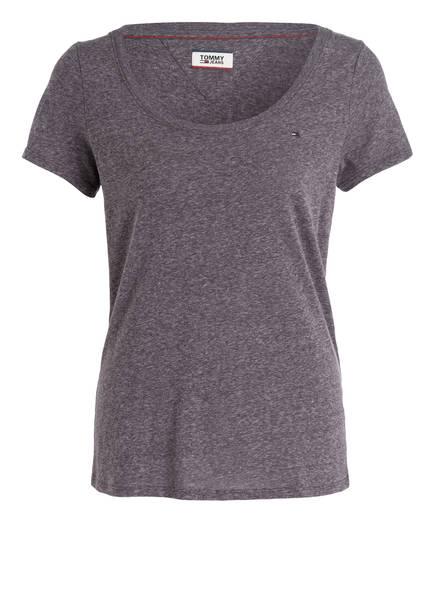TOMMY JEANS T-Shirt, Farbe: GRAU MELIERT (Bild 1)