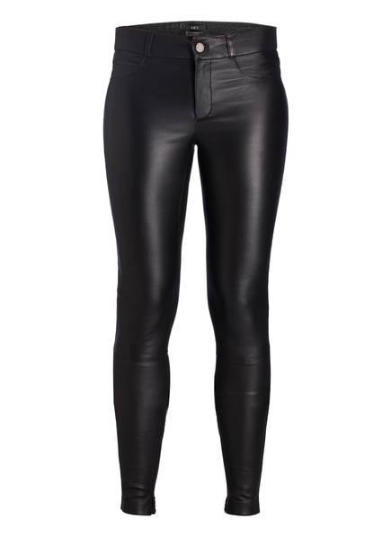 SET Lederhose, Farbe: 9990 BLACK (Bild 1)