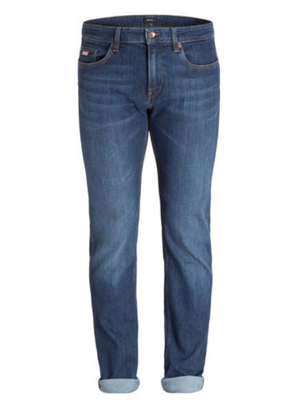 BOSS Jeans DELAWARE3 Slim Fit, Farbe: 421 MEDIUM BLUE (Bild 1)