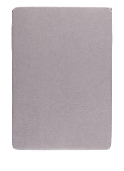 EB HOME Spannbetttuch, Farbe: MITTELGRAU (Bild 1)