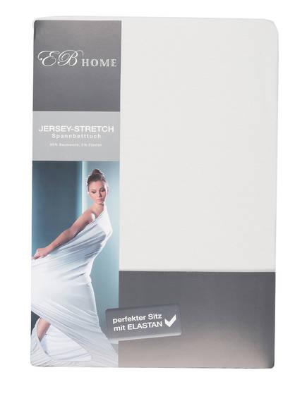 EB HOME Spannbetttuch, Farbe: HELLGRAU  (Bild 1)
