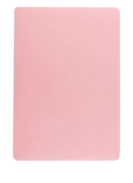 EB HOME Spannbetttuch, Farbe: ROSA (Bild 1)