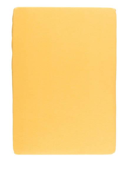 EB HOME Spannbetttuch, Farbe: GELB (Bild 1)
