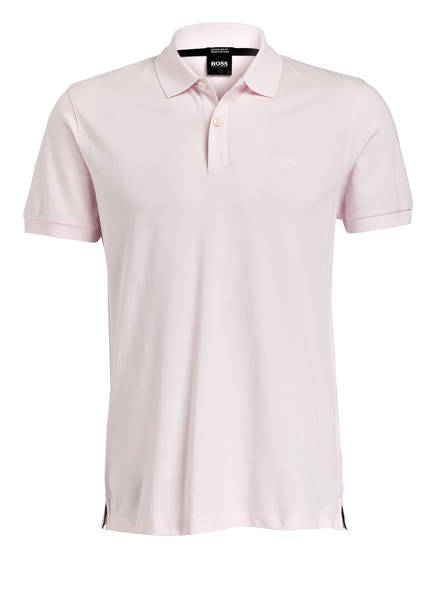 BOSS Piqué-Poloshirt PALLAS Regular Fit, Farbe: ROSA (Bild 1)